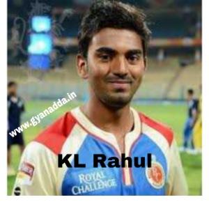 केएल राहुल जीवन परिचय(KL Rahul Biography in Hindi)
