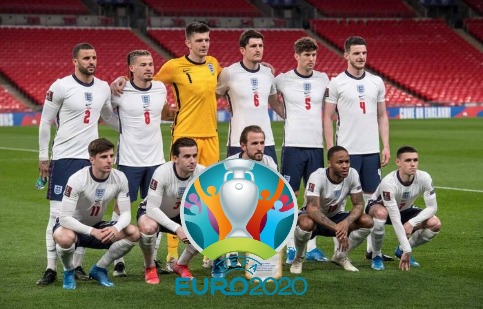Senarai Rasmi Pemain England EURO 2020