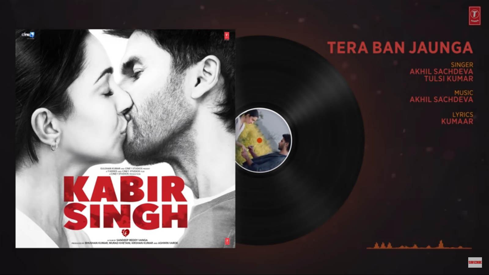 Tera Ban Jaunga Lyrics in hindi