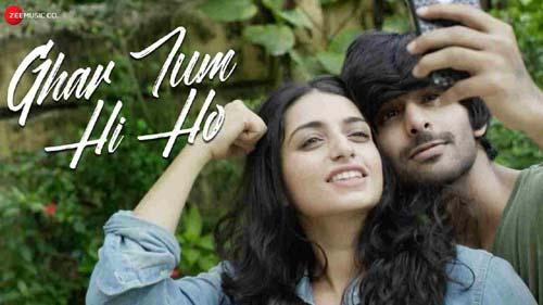 Ghar Tum Hi Ho Lyrics - Shivang Mathur & Shreya Jain | Romantic Song