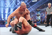 Cain Velasquez and Brock Lesnar From October 4th 2019 WWE Smackdown