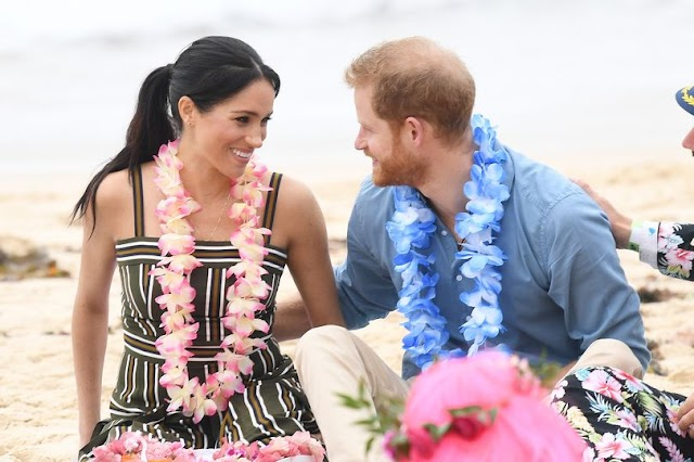 Meghan Markle and Prince Harry 'set to make millions' subsequent to exit Royal family