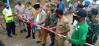 Lawan Covid-19,  Launching Kampung Tangguh Dihadiri Petinggi Kabupaten Probolinggo