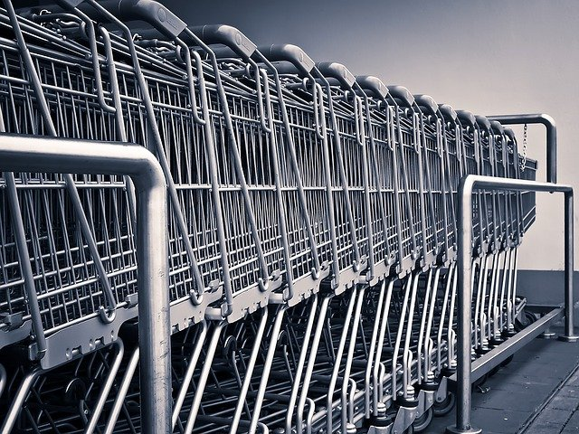 Supermarché a domicilie
