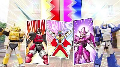 Kikai Sentai Zenkaiger Episode 28 Clips