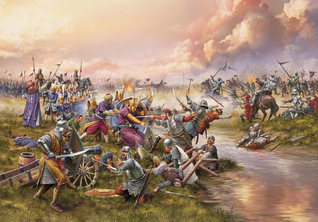 Battle of Mohács