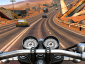 Moto Rider Go : Highway Traffic v1.0.6 APK (Full Unlocked)