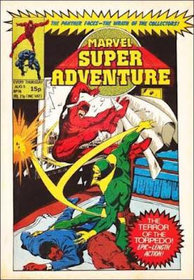 Marvel Super Adventure #14, Daredevil