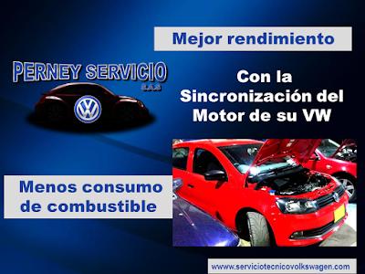 Sincronizacion Volkswagen
