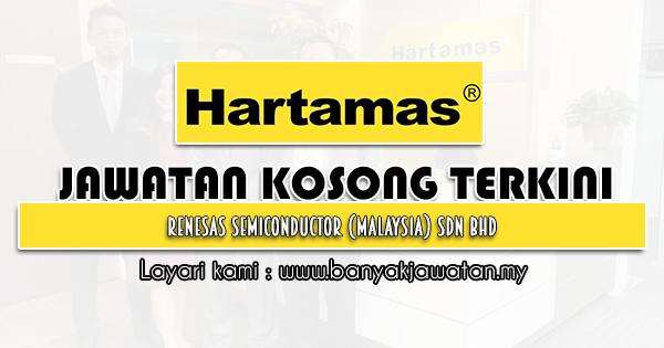 Jawatan Kosong 2021 di Hartamas Real Estate Sdn Bhd