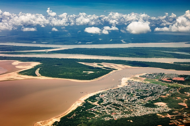 Foto aérea de Gui Gomes