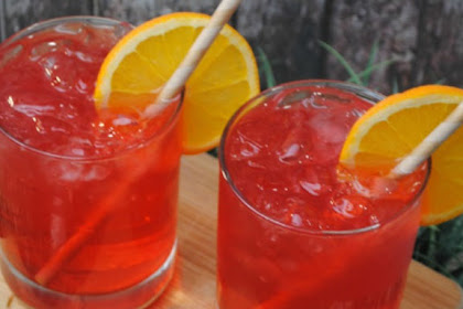 Caribbean Punch Cocktail