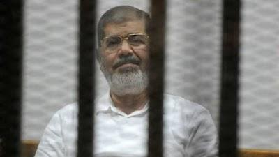 وفاة الرئيس المصري السابق محمد مرسي .. هذا آخر ما قاله قبل وفاته !!