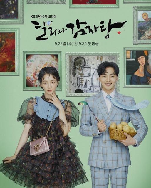 Daftar Nama Pemain Dali and the Cocky Prince Drama Korea 2021 Lengkap