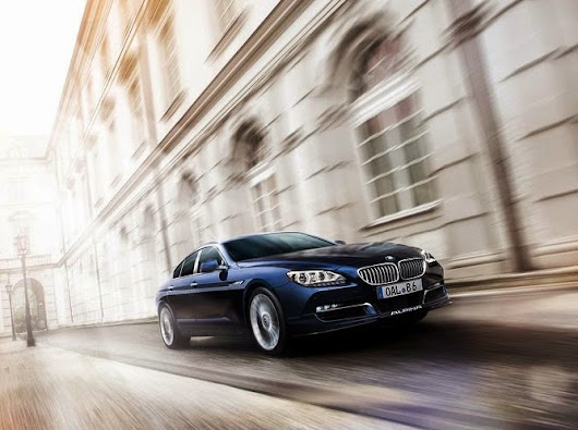 Alpina BMW B6 Bi-Turbo Gran Coupe 2014 ~ Hottest Cars Today