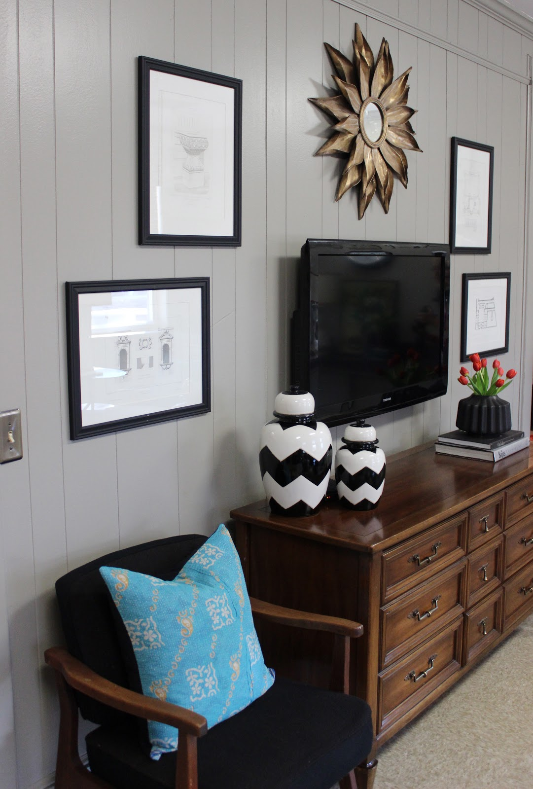 Decorating Ideas Around Tv On Wall Last Pictures Of Umch Design Indulgence