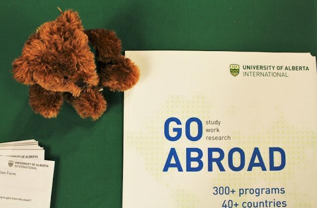 Go Abroad Fair 2016 University of Alberta