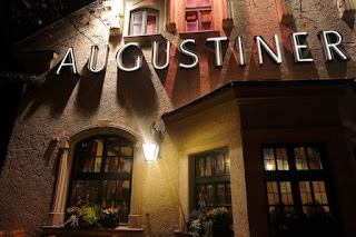 Augustiner-Keller in Munich