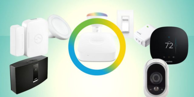 Samsung spreads its smart home line up with new devices by