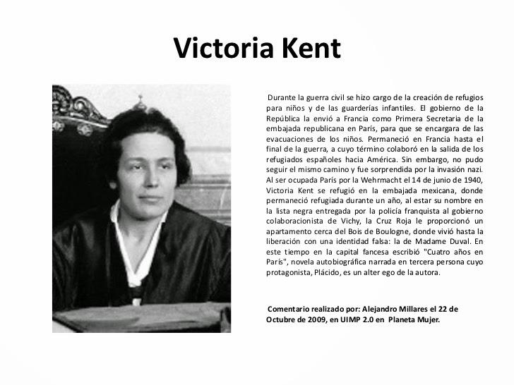 Victoria Kent Cerca Amb Google