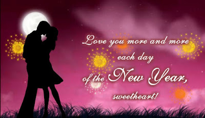 Happy new year images love
