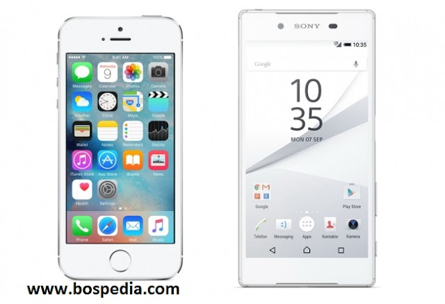 Xperia Z5 Compact vs iPhone SE, Mana Yang Lebih Baik?