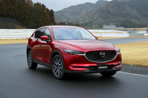 Harga New Mazda CX-5 2017 dan Spesifikasi