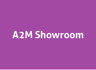 LOGO A2M Showroom