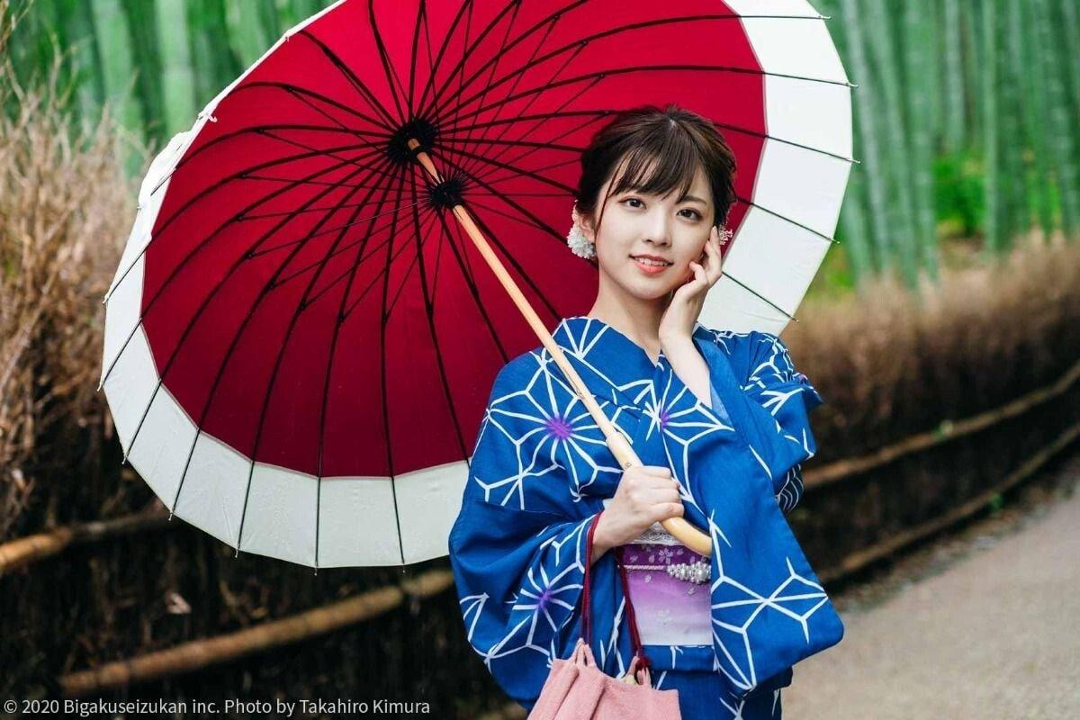 일본 아나운서 지망 학생 미인대회 수상자 - 꾸르