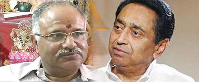 #PappuMutra 'बाहर लोग राहुल गांधी का पेशाब पीने के लिए तैयार हैं और आप इतना भी काम नहीं कर सकते'- पूर्व केन्द्रीय मंत्री कमलनाथ