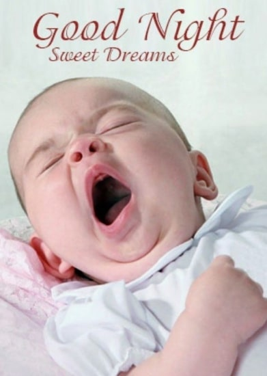 Cute Baby Good Night Images Free Download : night, images, download, Night, Images