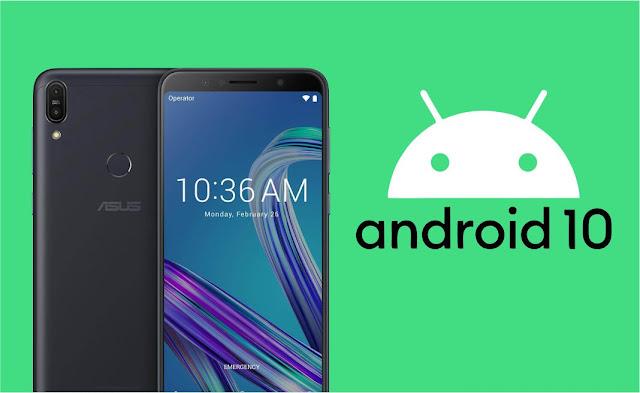 ASUS Rilis versi Android 10 versi beta kedua untuk ZenFone Max Pro M1