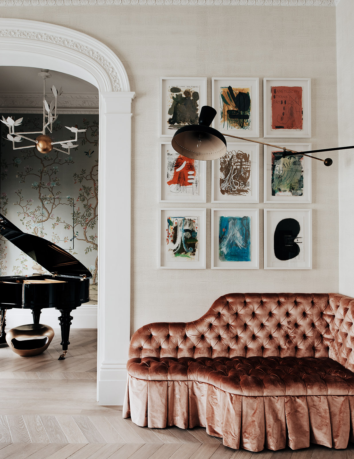 Décor Inspiration: The Photography of Michael Sinclair