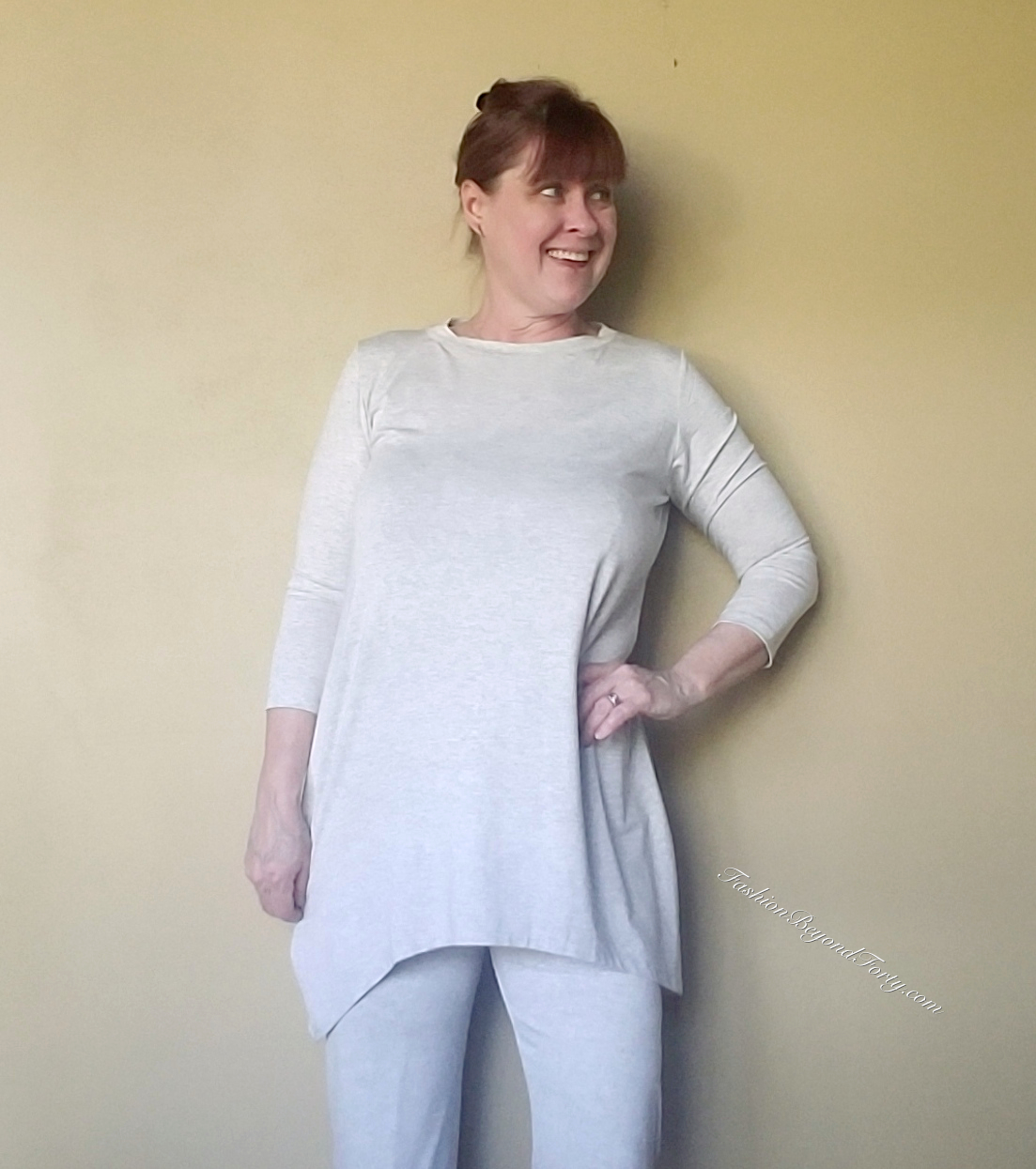 Fashion Focus: PJ's, Leisure Suit, Call It What You Want But I Found My New Best Friend! Featuring Covered Perfectly
