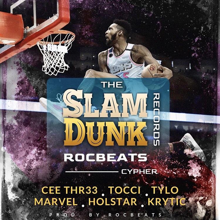Slam%2BDunk%2BRecords%2BRocbeats%2BCypher%2BArtwork