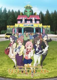 Sakura Quest Subtitle Indonesia Episode 01
