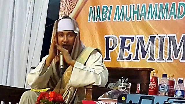 """Sayyid Bahar : """"Kalau Ketemu Orang Pakai Atribut PKI, Siram Bensin, Bakar"""""""