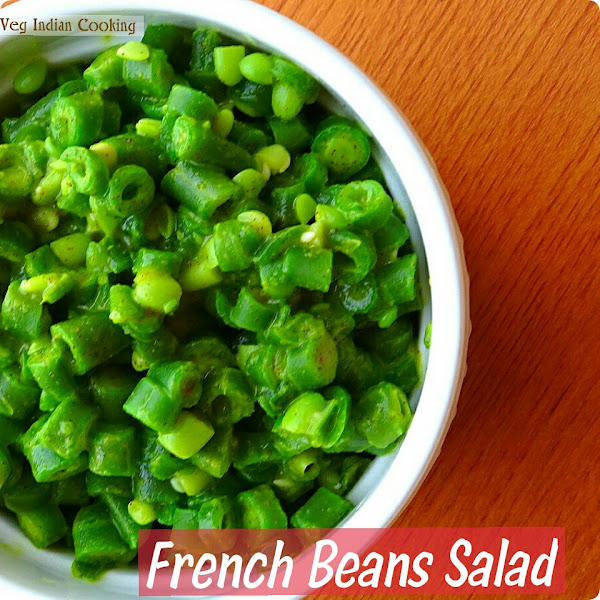 how to cook fresh french beans