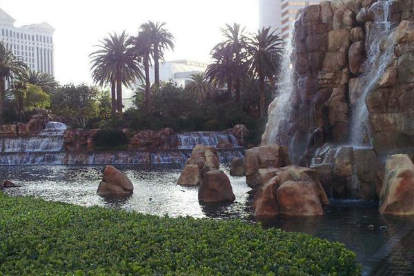 Secret Garden in Vegas