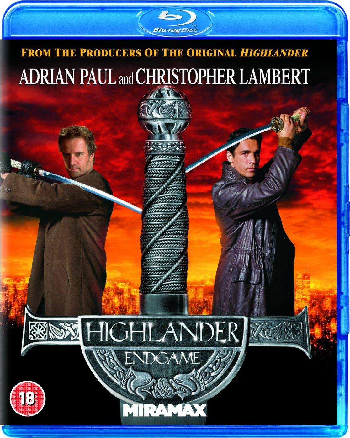 Resultado de imagem para highlander 4