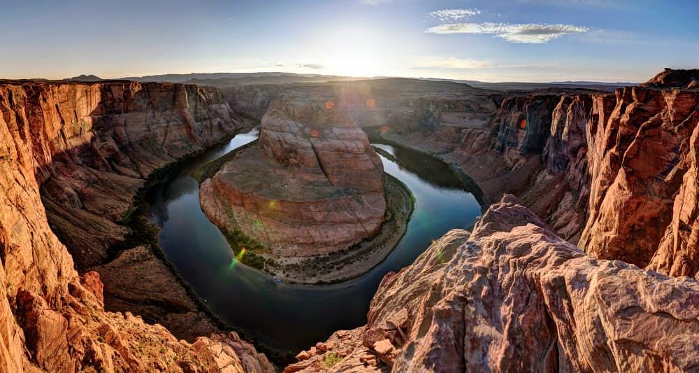 Glen Kanyonu Utah Amerika