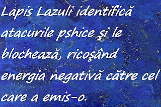 Lapis Lazuli ca simbol, în superstiţii şi vindecări