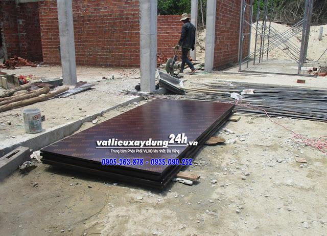 Ván gỗ ép phủ phim tại Đà Nẵng