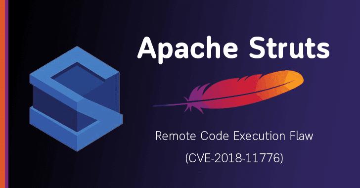 apache struts remote code execution vulnerability hacking