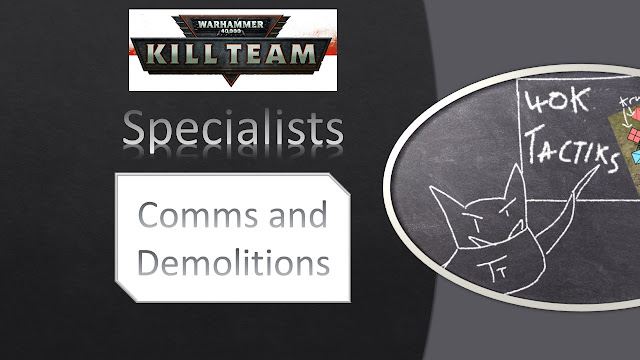 kill team warhammer 40k 40000 shooting melee assault psychic psyker guide faq analysis games workshop command points specialists comms demolition tactic