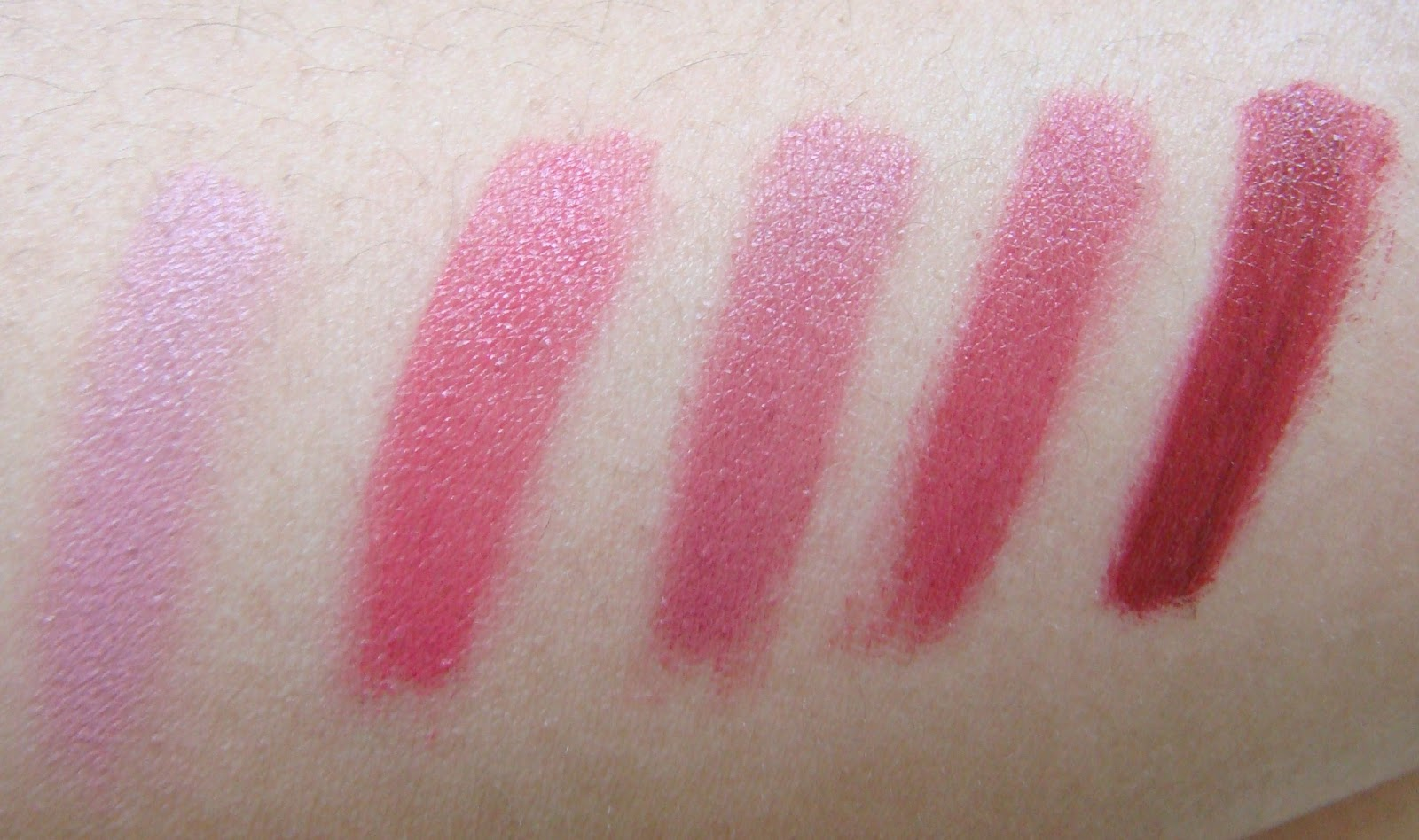 HD Lip Color Palette - Specialty by graftobian #7