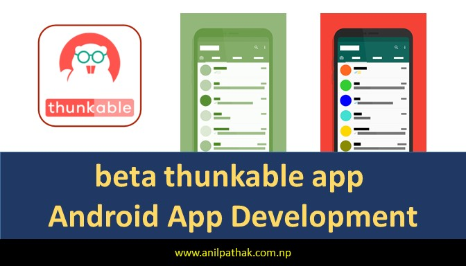 beta thunkable app, develop application without coding beta thunkable app - Android App Development with Thunkable