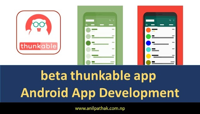 beta thunkable app - Android App Development with Thunkable [Updated] 2019 July