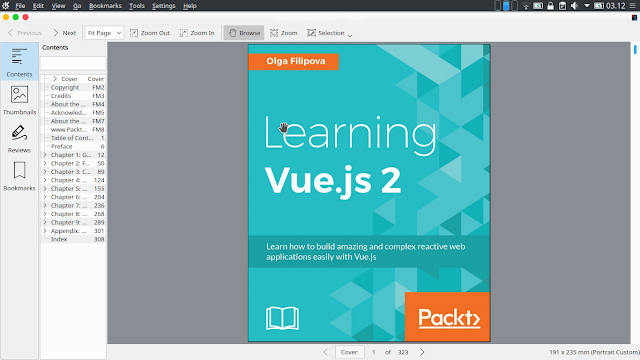 Ebook Learning VueJS 2