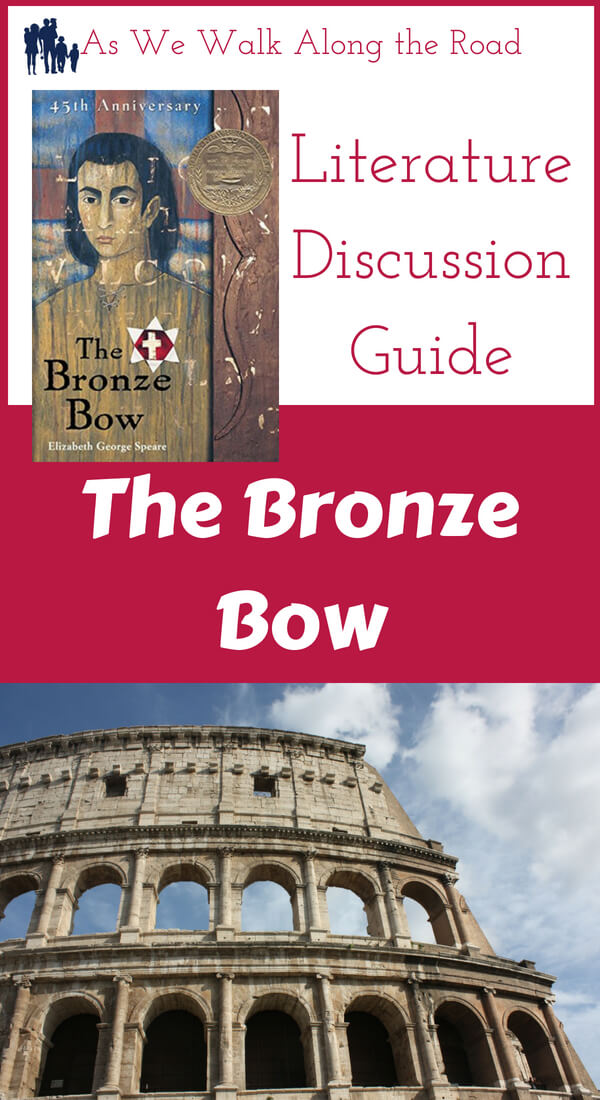 Discussion guide for The Bronze Bow